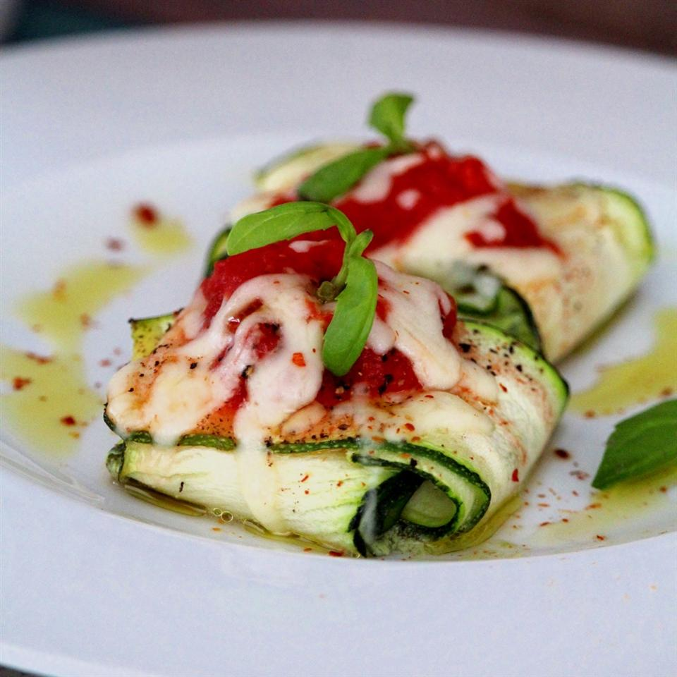 Zavioli with Spinach and Ricotta Buckwheat Queen