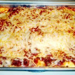 Restaurant Style Lasagna Oparr