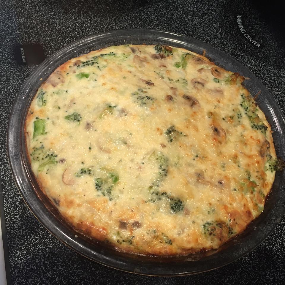 Broccoli Cheese Pie marianne