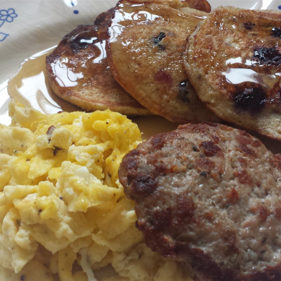 Homemade Turkey Breakfast Sausage debbie eckstein
