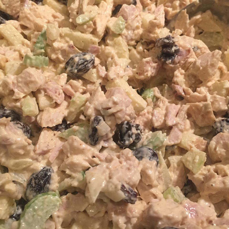 Curried Chicken Salad tiger77
