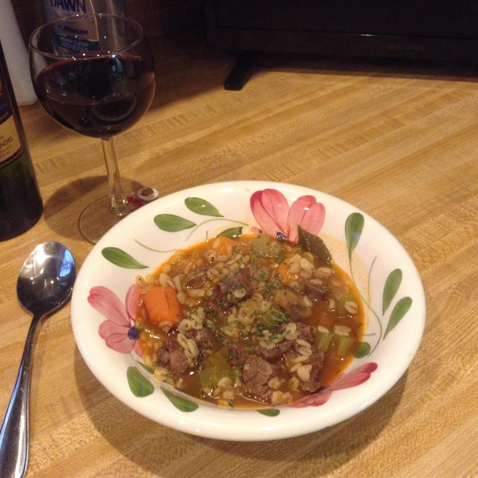 Chef John's Beef and Barley Stew melody123