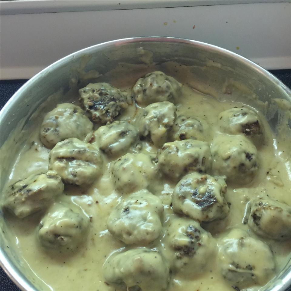 Chef John's Swedish Meatballs