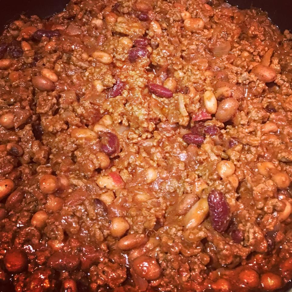 Homemade Chili CoachJen