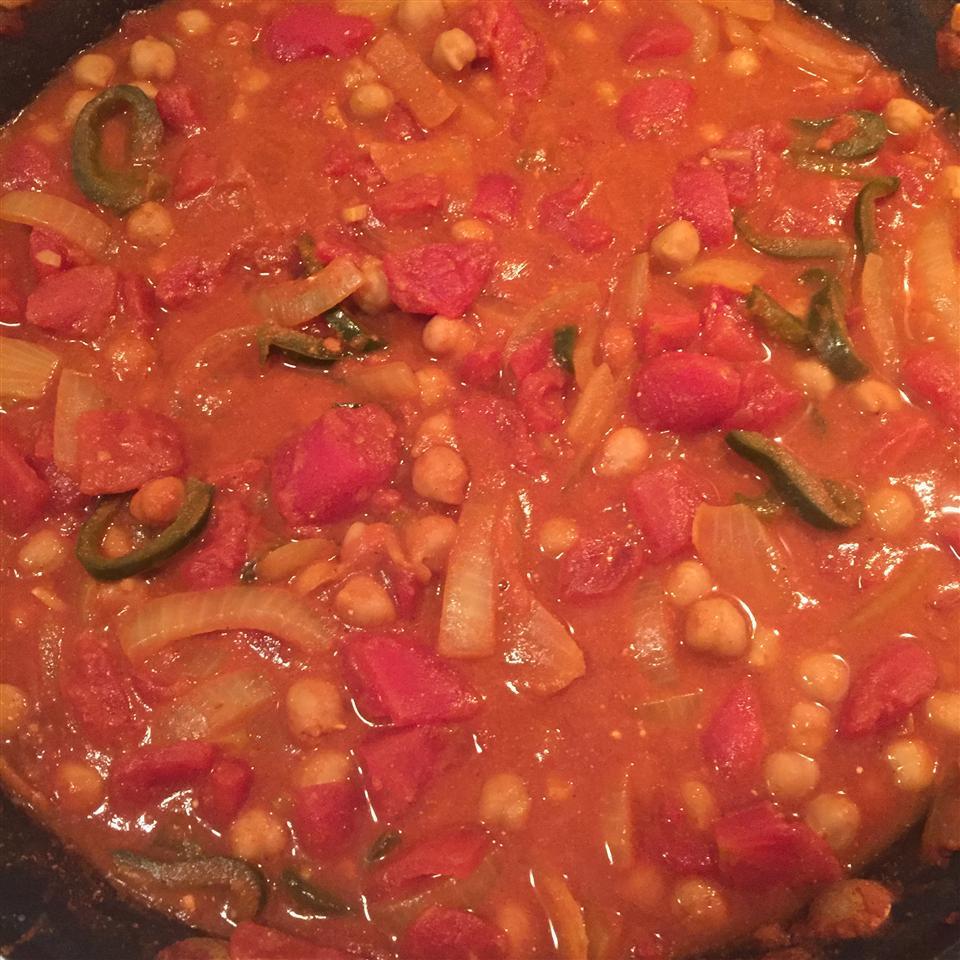 Delicious Chana Masala mays247