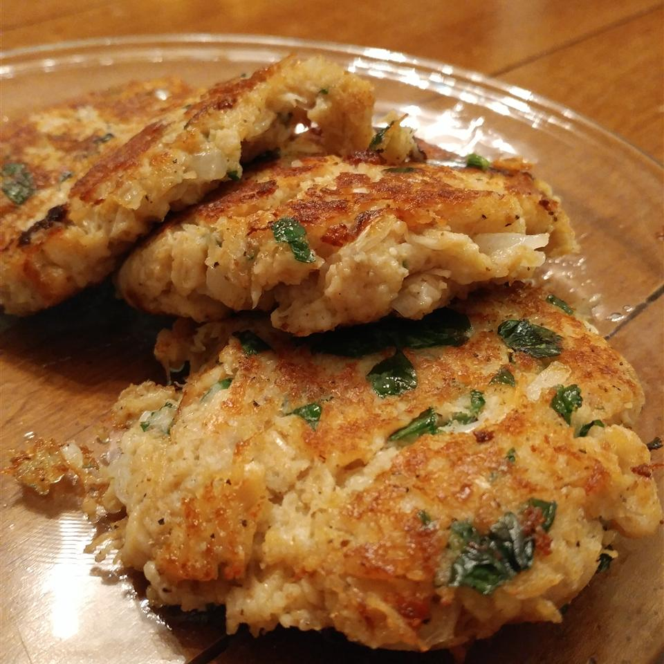 Leftover Chicken Croquettes JJCooks