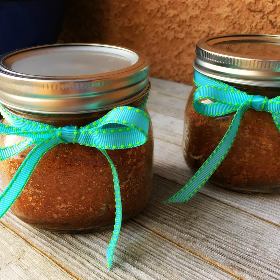 Zucchini Bread in a Jar