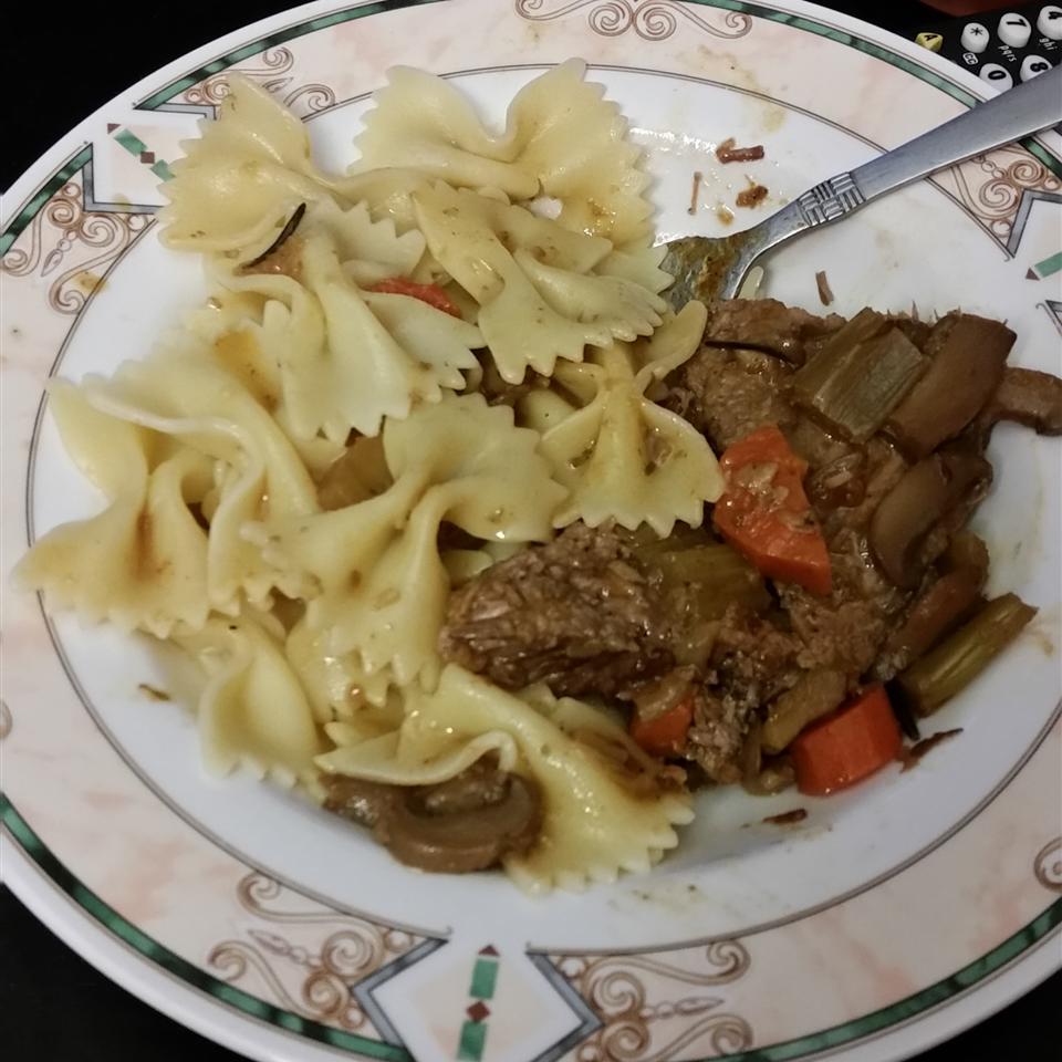 Slow Cooker Beef Pot Roast Mz Dreadlock