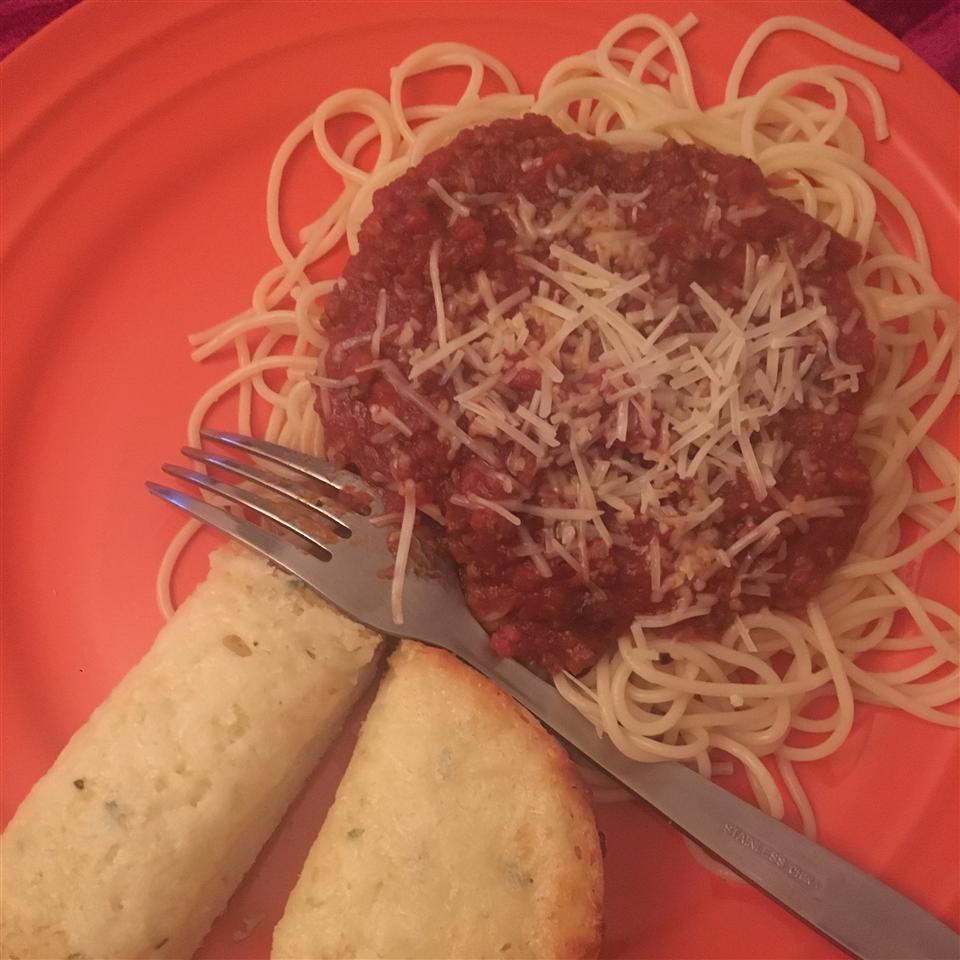 Mom's Spaghetti Bolognese acbean328