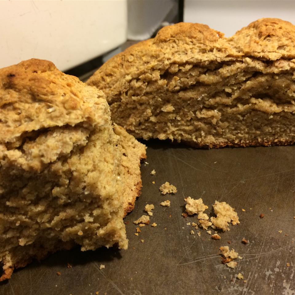 Oatmeal Soda Bread Karin  Christian