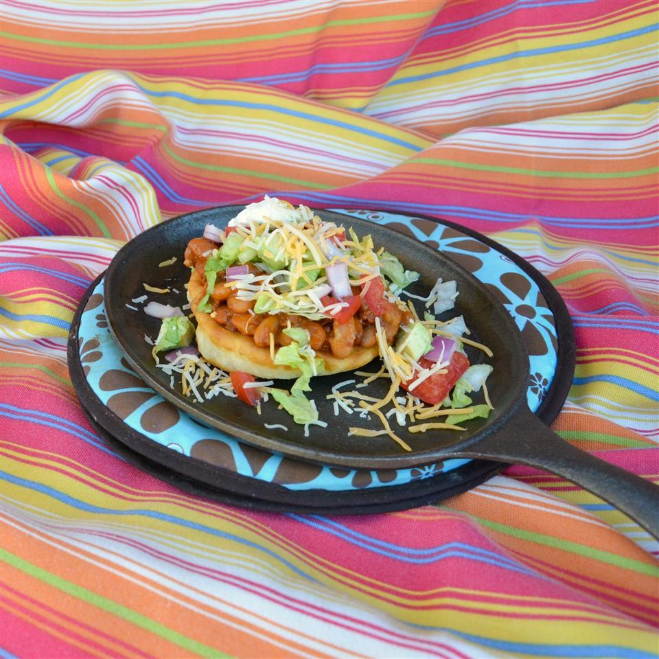 Mom's Navajo Tacos
