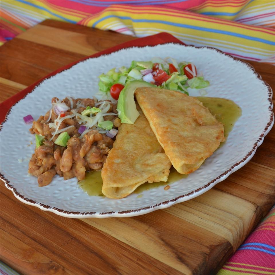 Guatemalan Chilaquilas