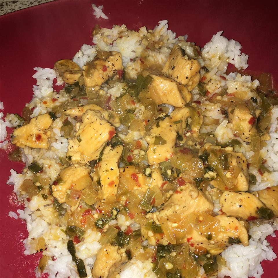 Trinidad Stewed Chicken Stephanie Taborda