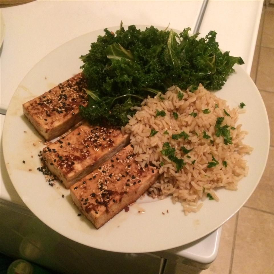 Easy Marinated Tofu John