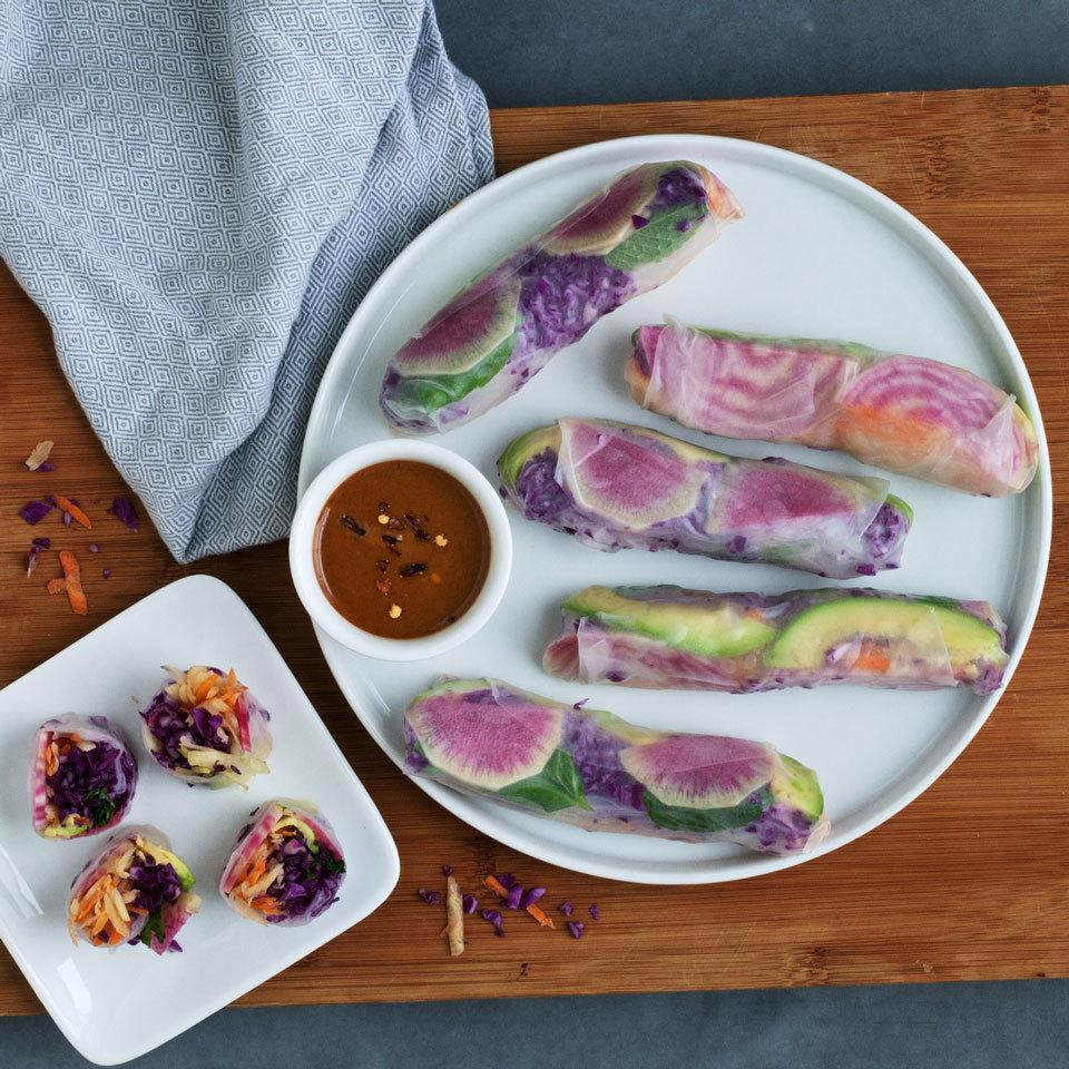 Veggie Spring Rolls Trusted Brands