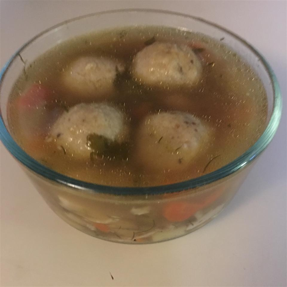 Angel Family Chicken Soup with Matzo Balls Vashti
