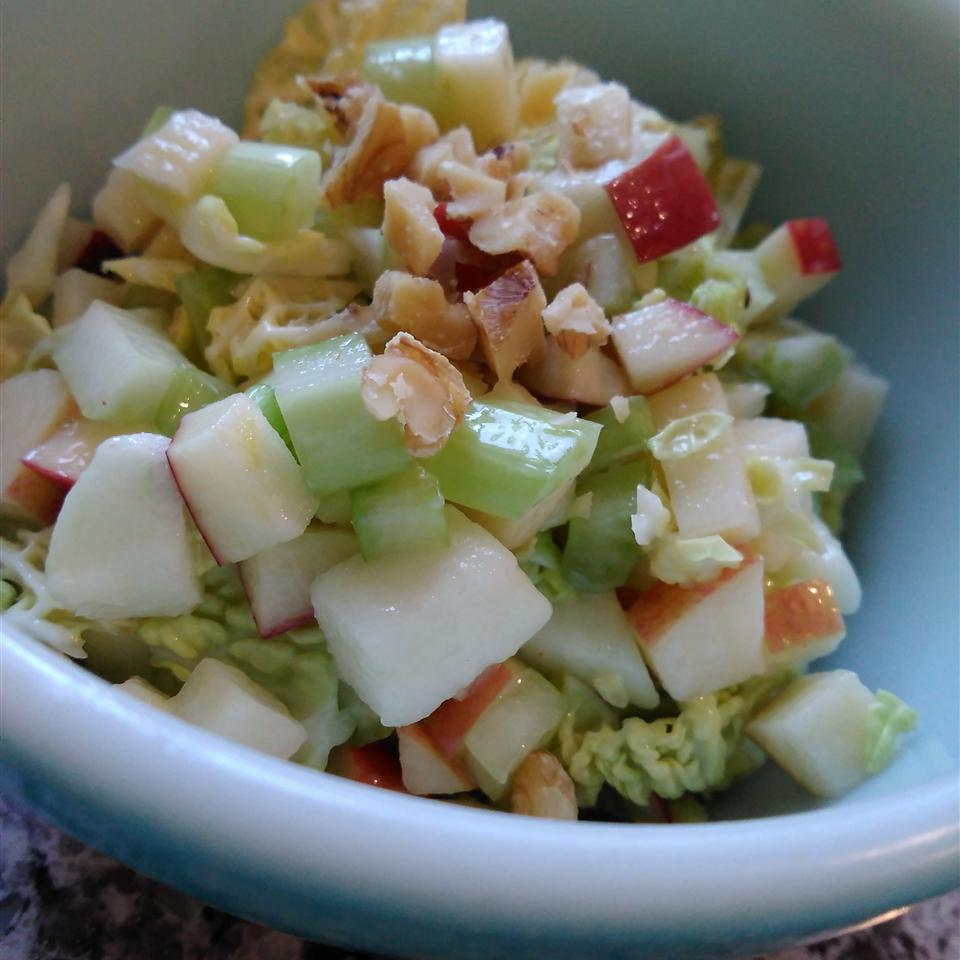 Waldorf Cabbage Salad
