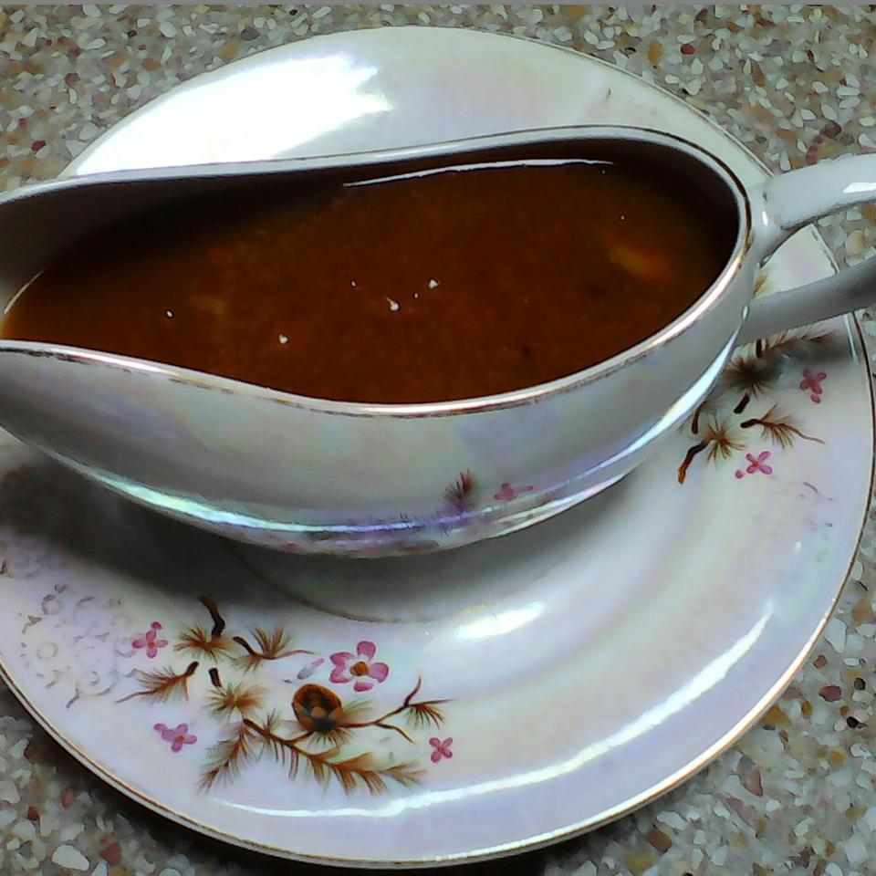 Sweet and Tangy Tamarind Date Sauce