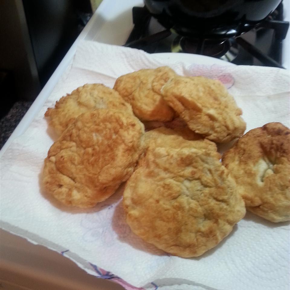 Fry Bread I Rebecca