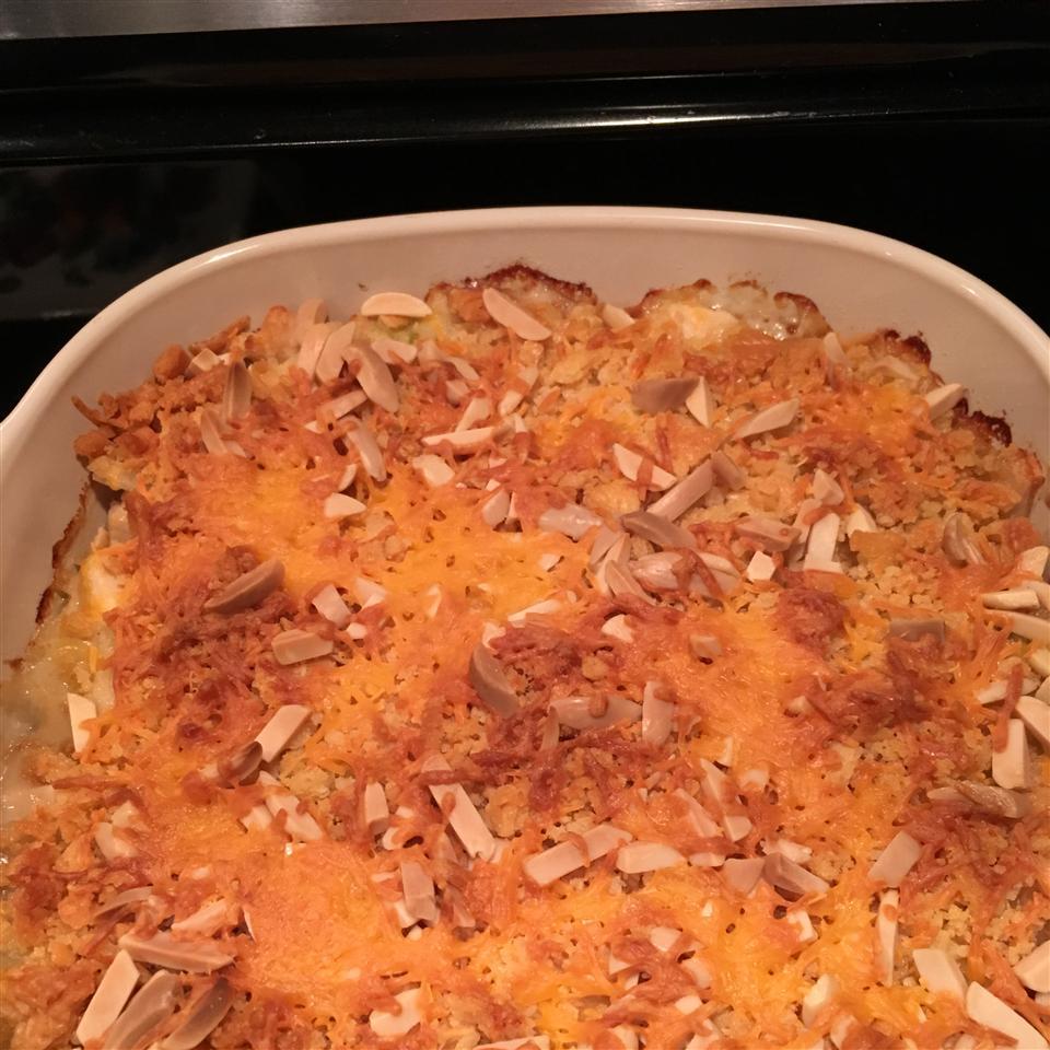 Amazing Almond Chicken Casserole Laura Dart