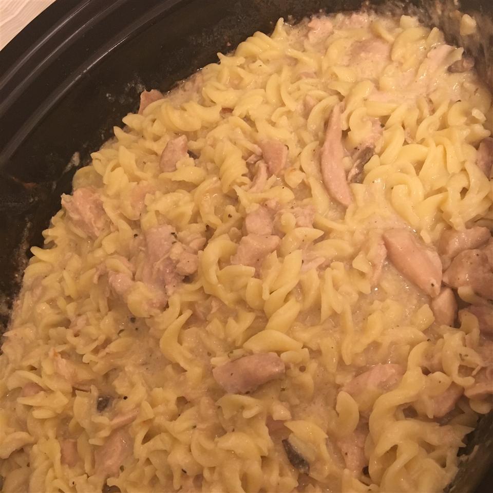 Creamy Slow Cooker Chicken Erika Lynne
