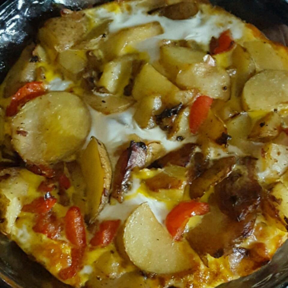 Breakfast Upside Down Cake Daejanay Weippert