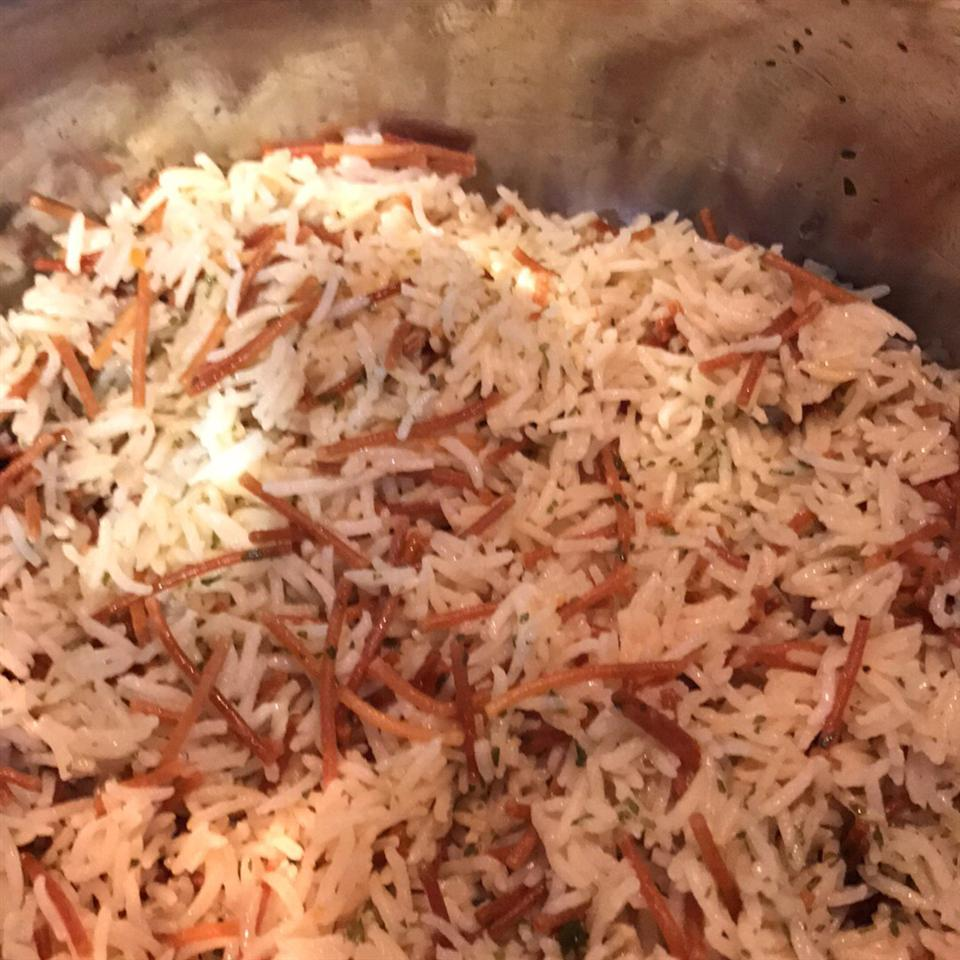 A Homemade San Francisco Treat: Chicken Vermicelli Rice