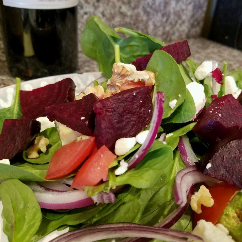 Papa's Favorite Beet Salad Elvira Silva