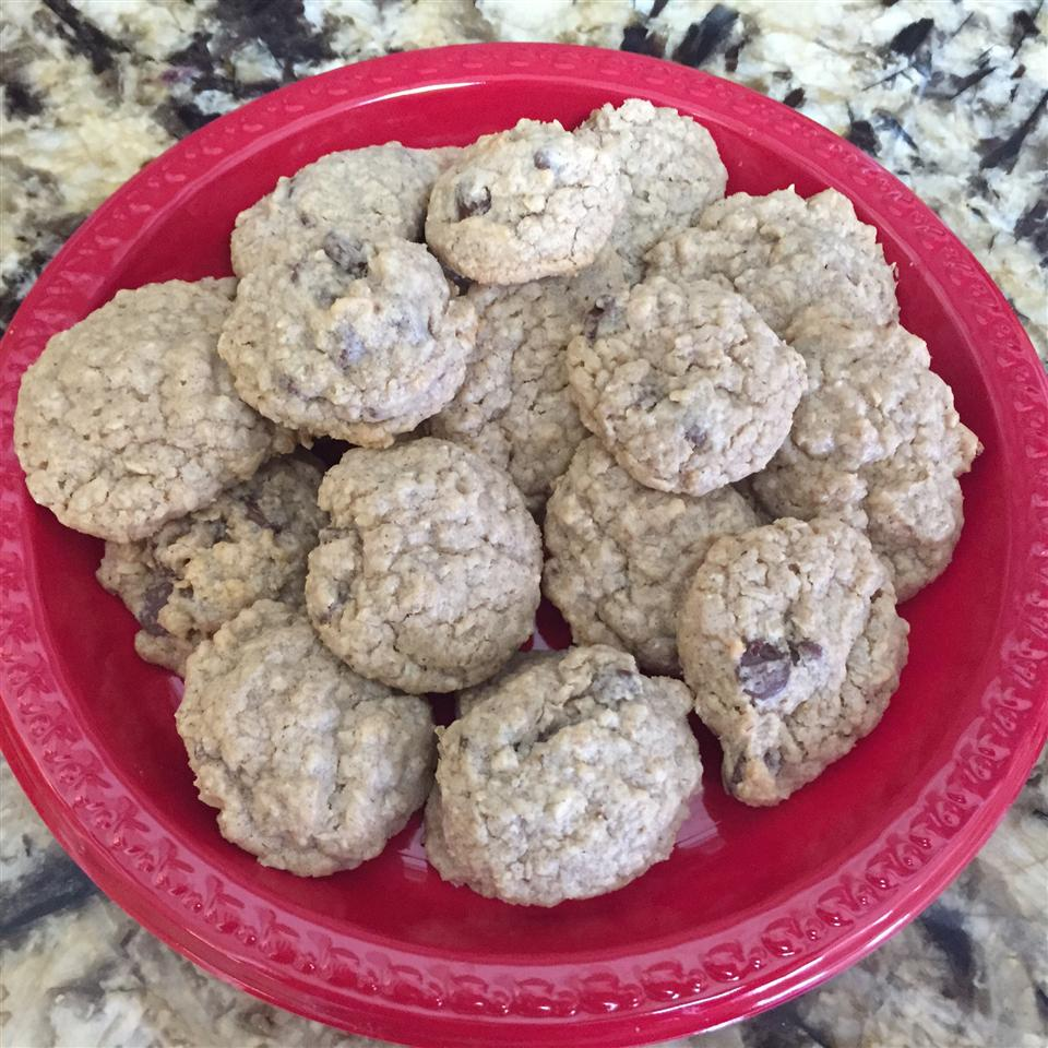 Oatmeal Scotchies Cookies DianeW