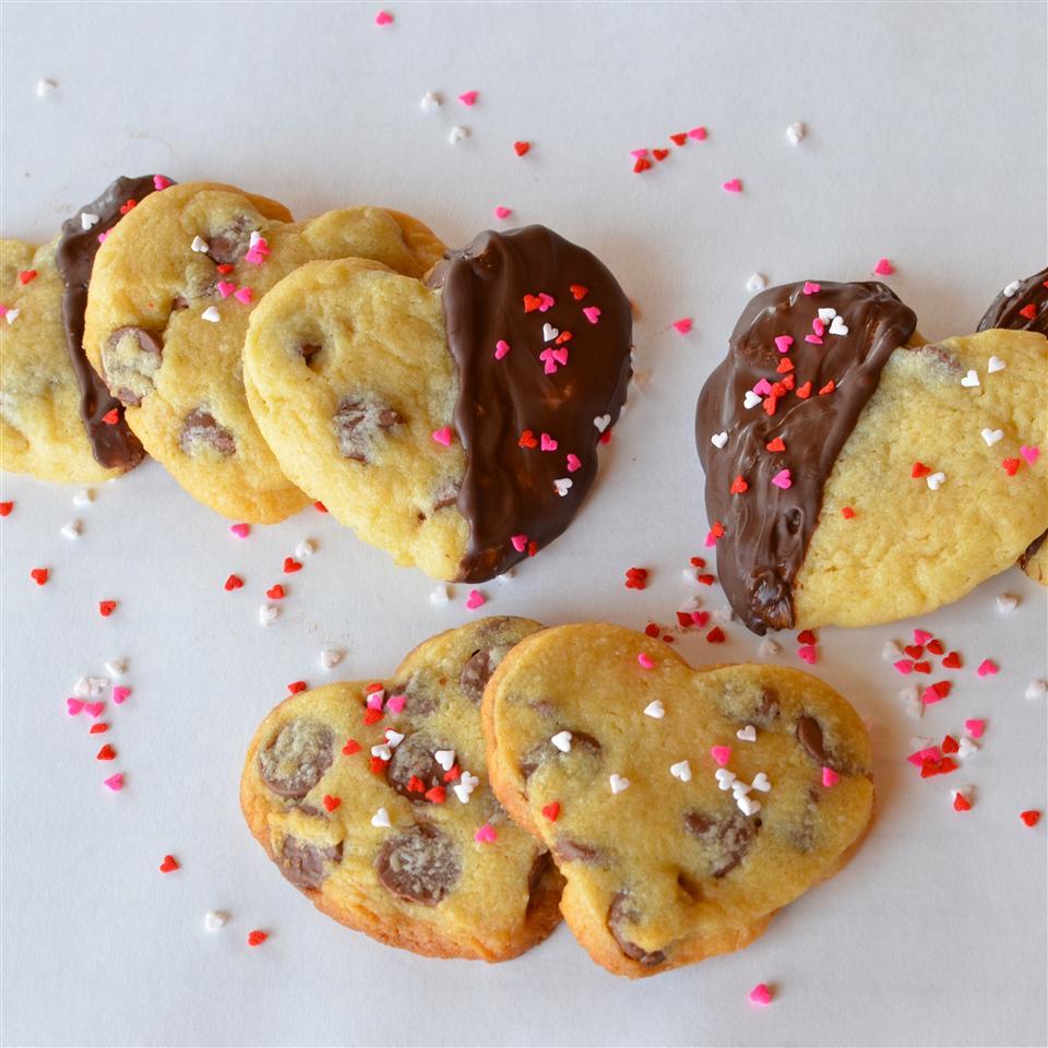 Soft Milk Chocolate Chip Cookies Liz Rumpel