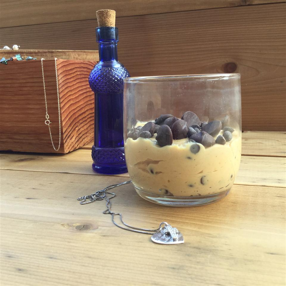 Healthy Peanut Butter Mousse Tablanky