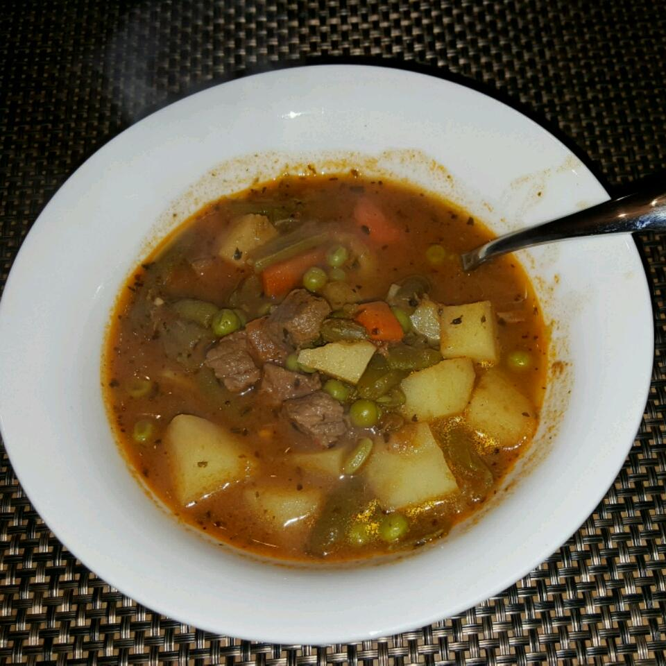 Beef and Vegetable Soup Ibi Nankivell
