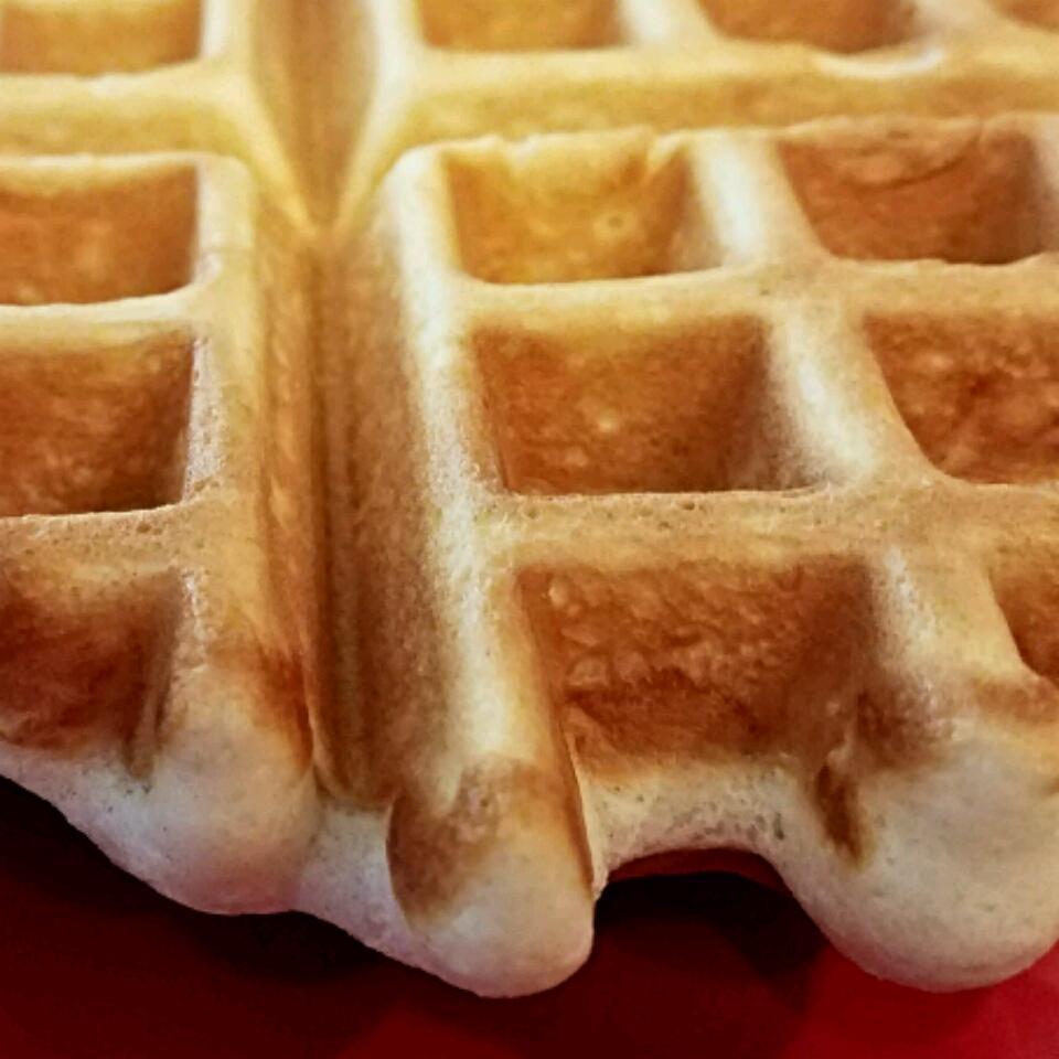 Aunt Gun-Marie's Waffles