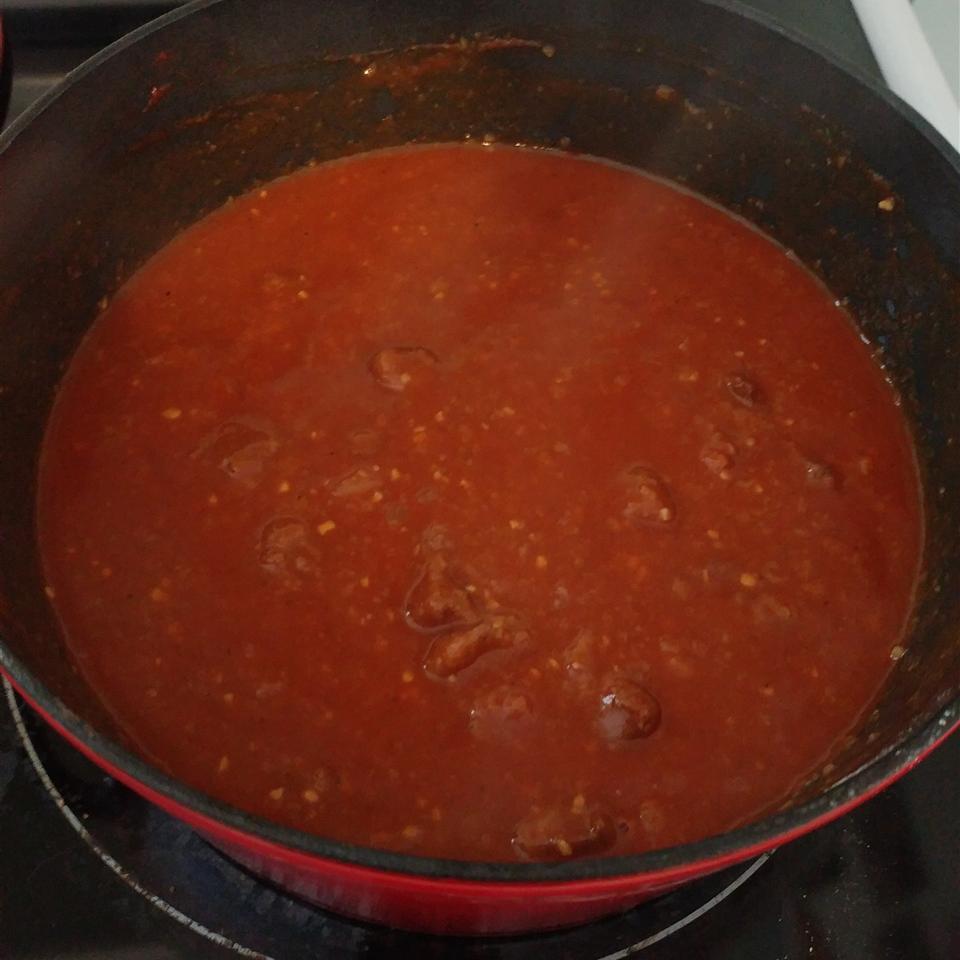 Alita's Tomato Beef Stew Lillian Jones