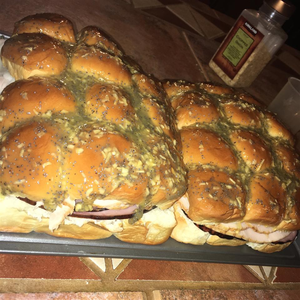 Baked Hawaiian Sandwiches Jozaier Duglas
