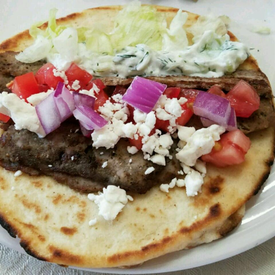 Traditional Gyro Meat The Dread Pirate Paramour