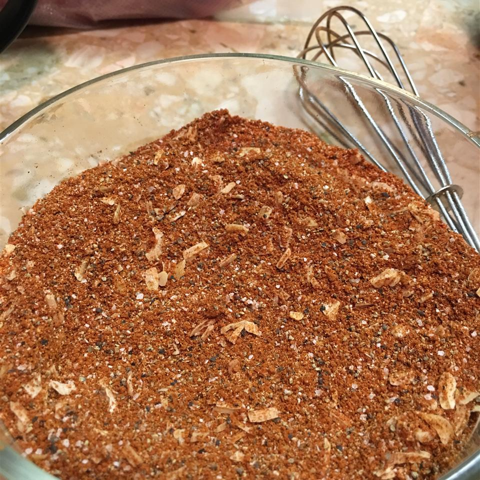 Everything Pork Dry Rub