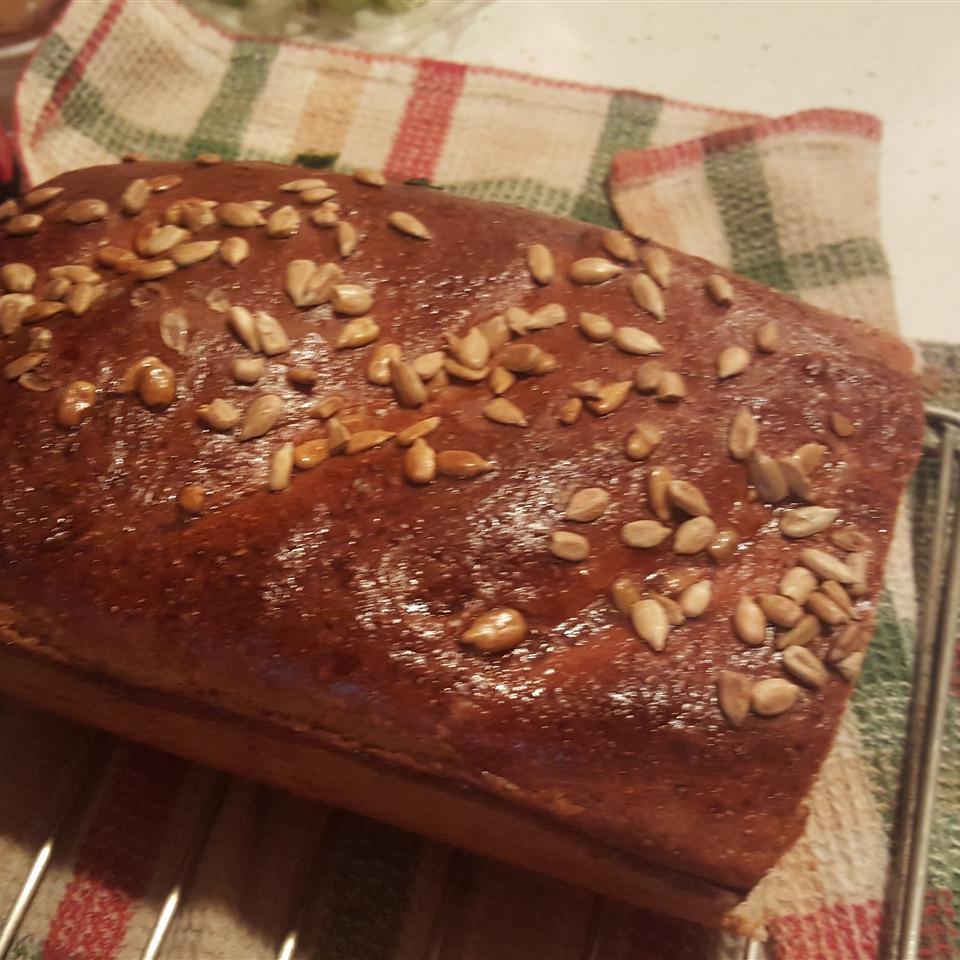 Classic Whole Wheat Bread Marcin Godlewski