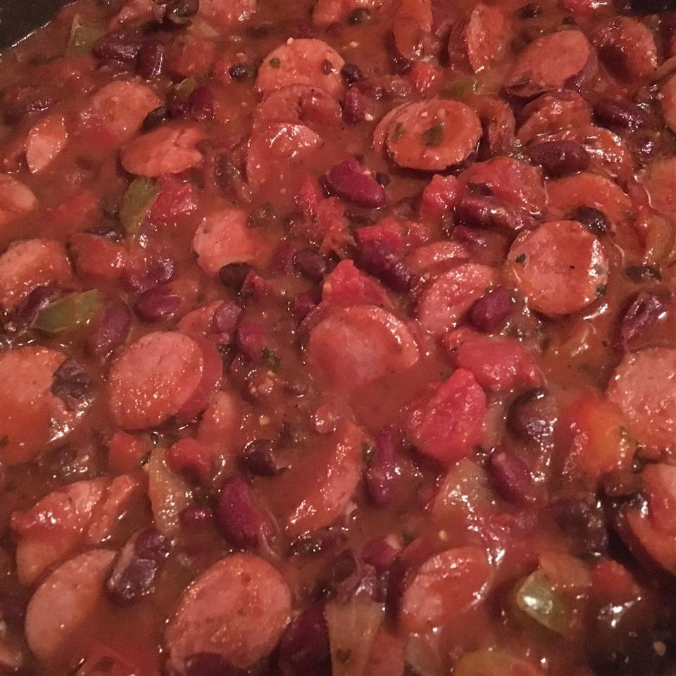 Vikki's Red Bean Sausage