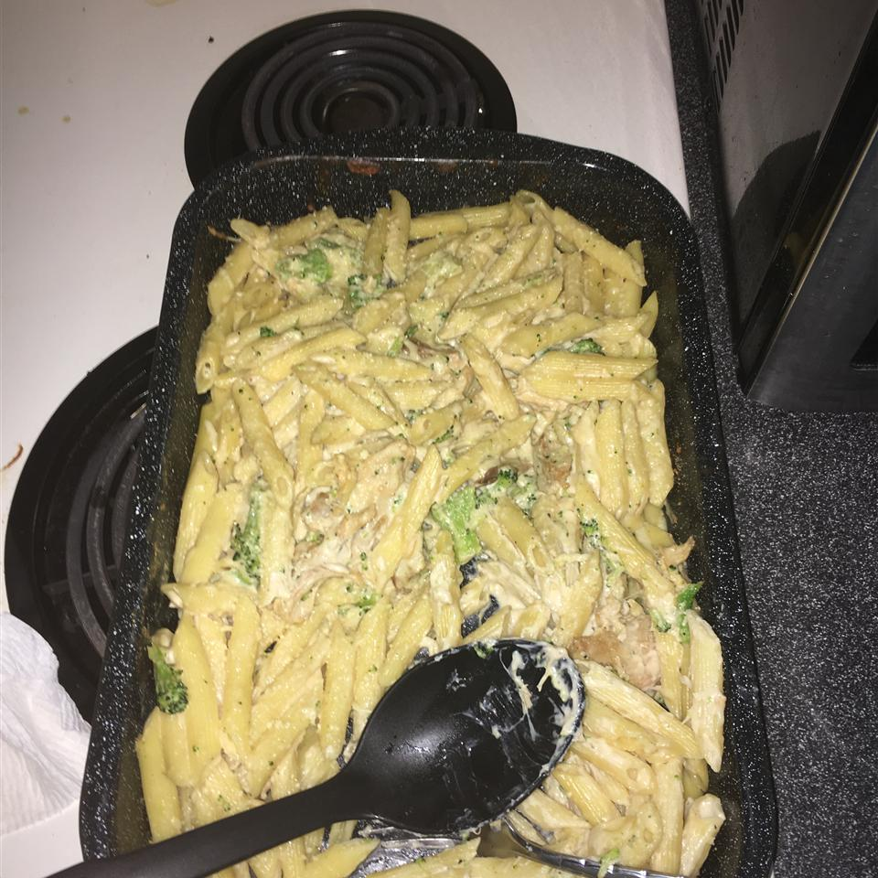 Easy Chicken Alfredo Whisper Fisher