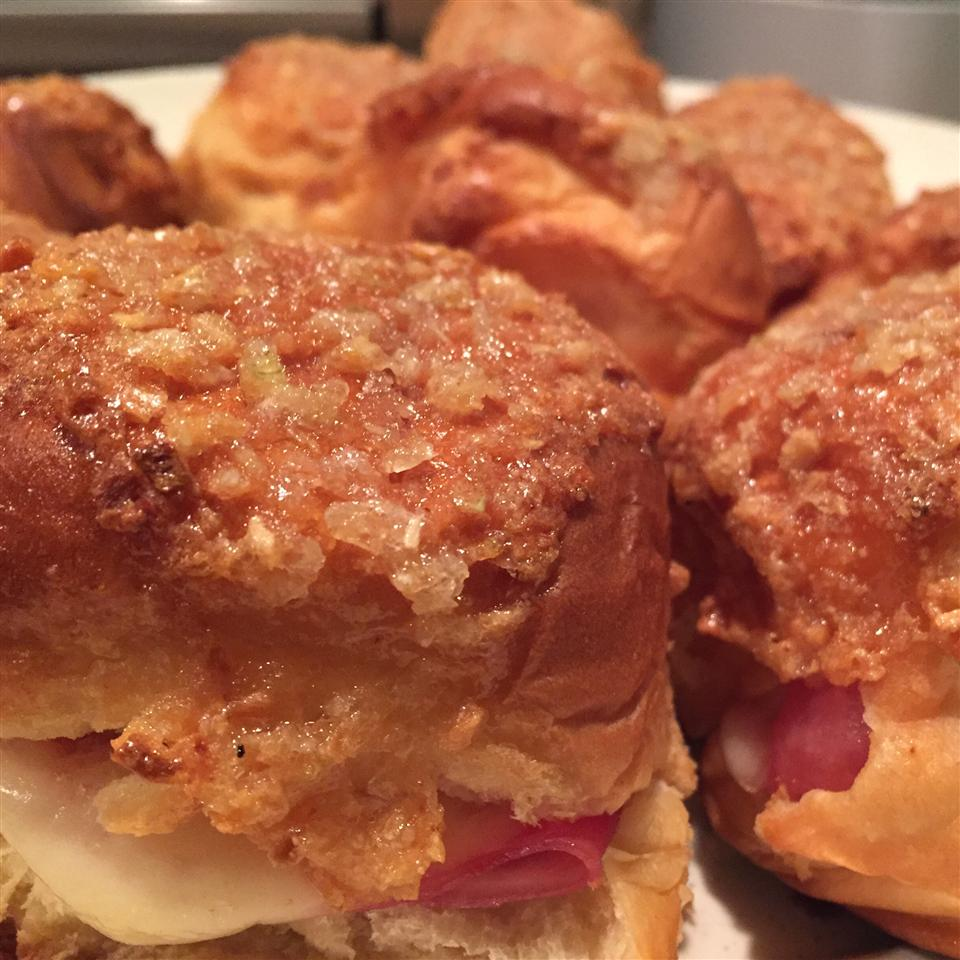 Baked Hawaiian Sandwiches Sam Nunes