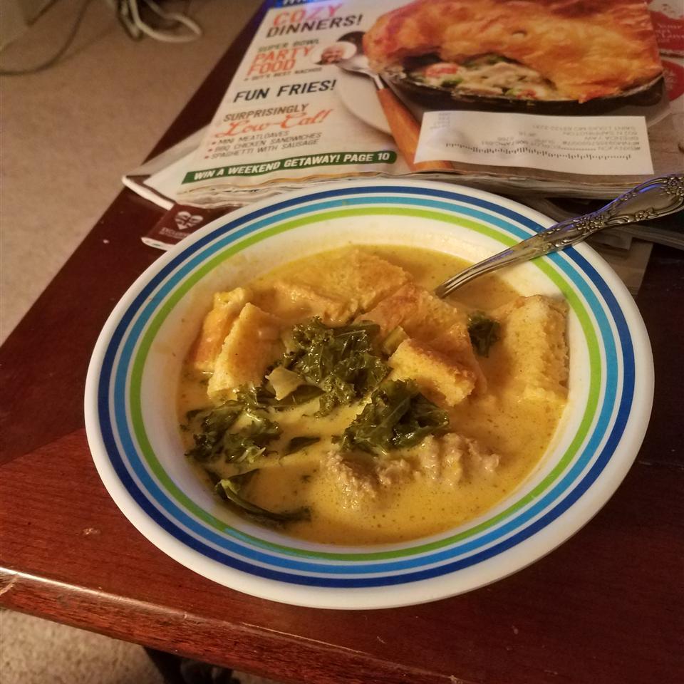 Cream of Pumpkin Soup Brenda Tullock Yaw