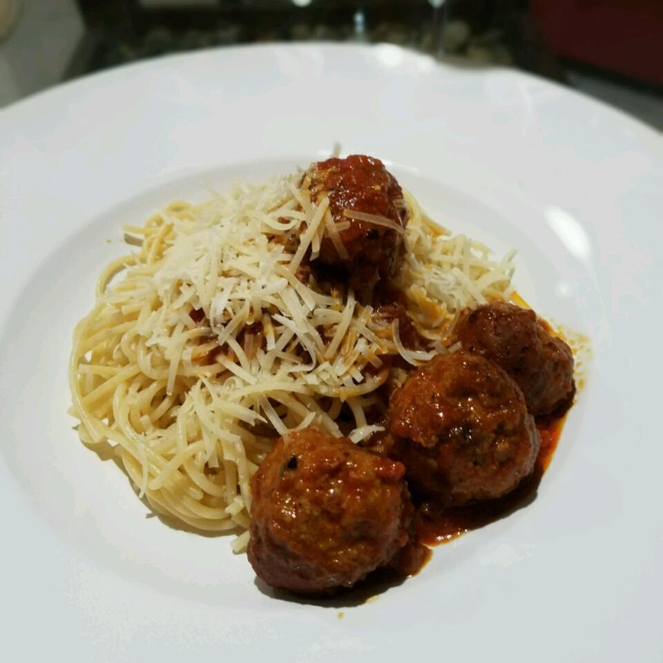 Chef John's Ricotta Meatballs