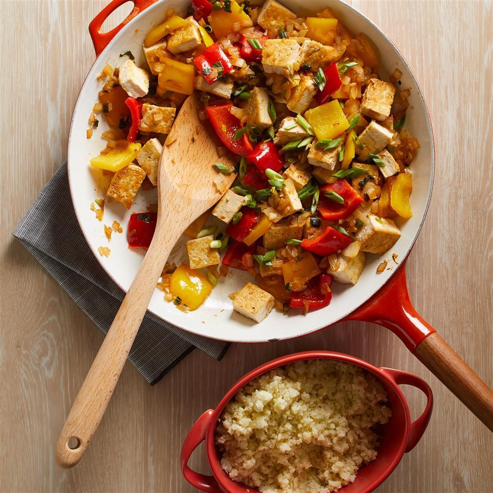 Kristy's Le Tofu Orange Allrecipes Magazine