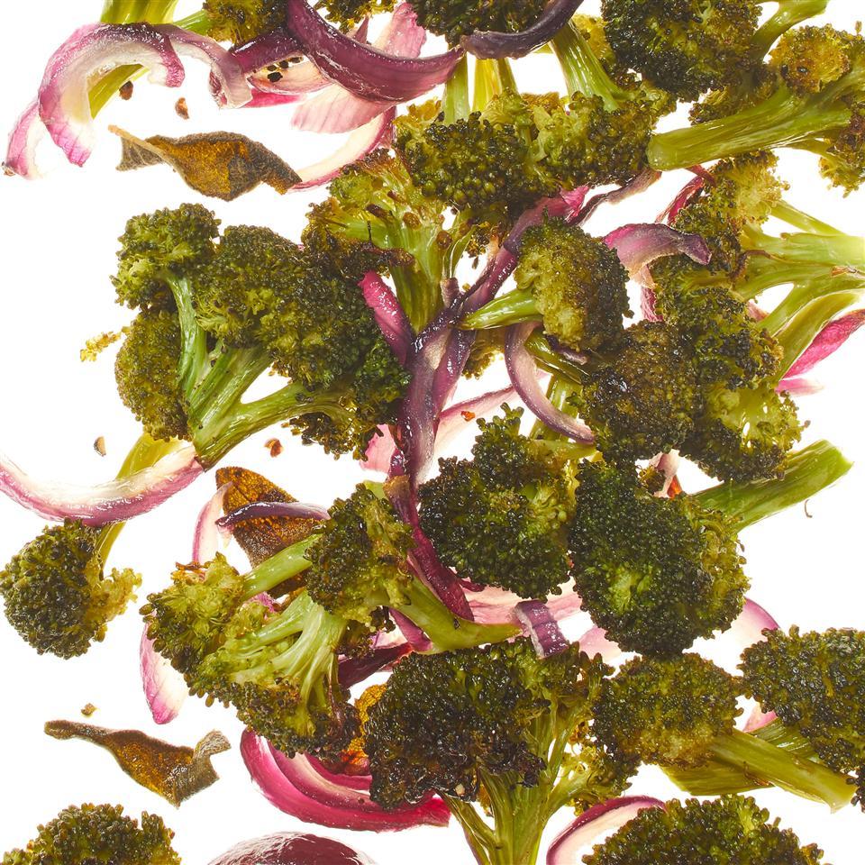 Roasted Sage Broccoli Allrecipes Magazine