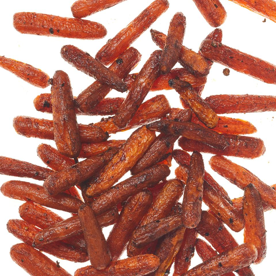 Balsamic Roasted Carrots Allrecipes Magazine