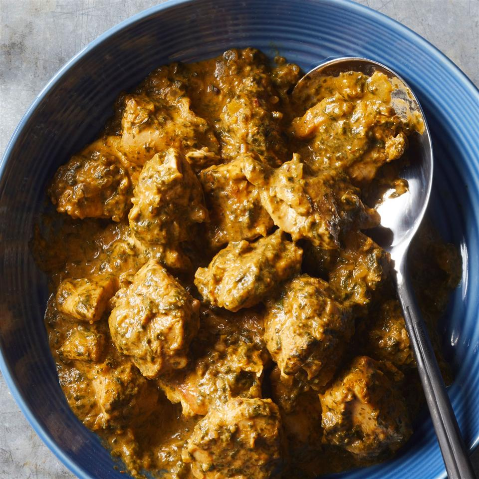 Chicken Saag Allrecipes Magazine