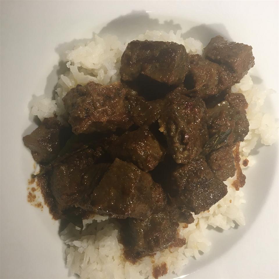 Malaysian Beef Rendang thies