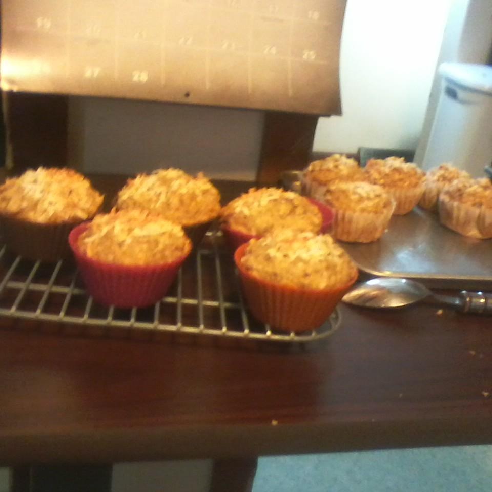 Simple Pina Colada Muffins Jeni Carson