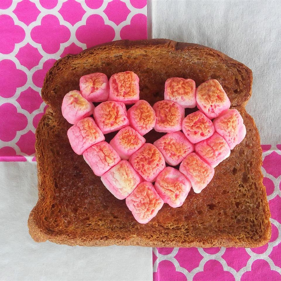 Marshmallow Toast Tammy Lynn